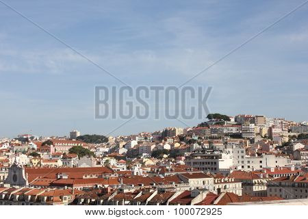 Lisbon Downtown Overview