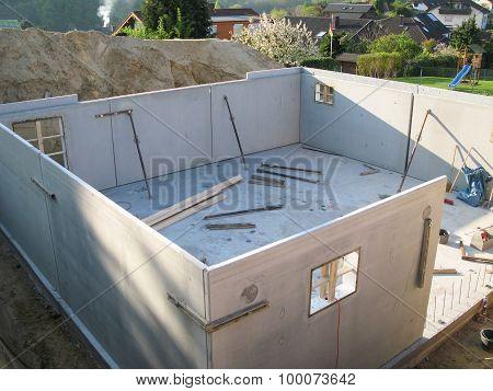 Construction Of A Cellar