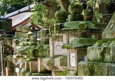 Kasuga Taisha In Nara, Japan