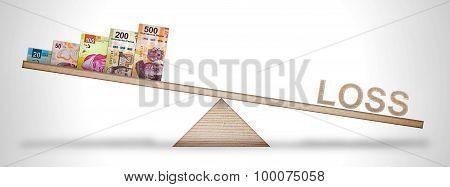 Money scale