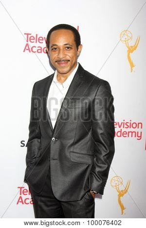 LOS ANGELES - AUG 27:  Dale Godboldo at the Dynamic & Diverse Emmy Celebration at the Montage Hotel on August 27, 2015 in Beverly Hills, CA
