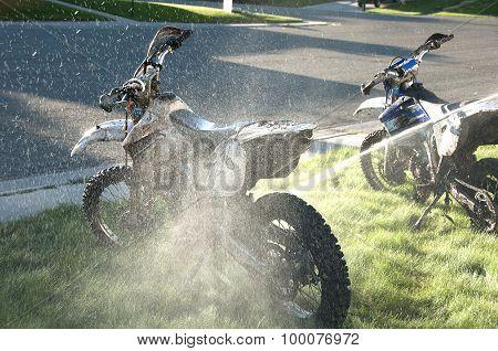 Wash Me And My Friend