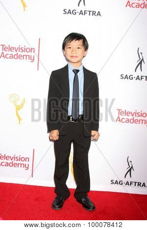 LOS ANGELES - AUG 27:  Ian Chen at the Dynamic & Diverse Emmy Celebration at the Montage Hotel on August 27, 2015 in Beverly Hills, CA
