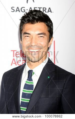 LOS ANGELES - AUG 27:  Ian Anthony Dale at the Dynamic & Diverse Emmy Celebration at the Montage Hotel on August 27, 2015 in Beverly Hills, CA