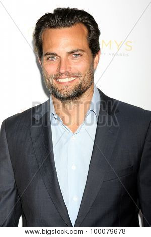 LOS ANGELES - AUG 26:  Scott Elrod at the Television Academy's Daytime Programming Peer Group Reception at the Montage Hotel on August 26, 2015 in Beverly Hills, CA