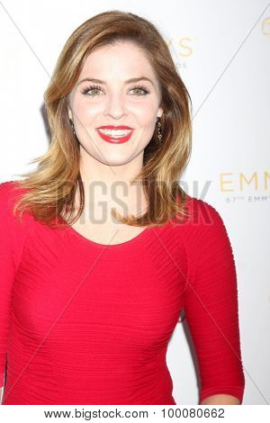 LOS ANGELES - AUG 26:  Jen Lilley at the Television Academy's Daytime Programming Peer Group Reception at the Montage Hotel on August 26, 2015 in Beverly Hills, CA