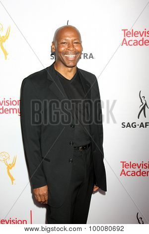 LOS ANGELES - AUG 27:  Kevin Eubanks at the Dynamic & Diverse Emmy Celebration at the Montage Hotel on August 27, 2015 in Beverly Hills, CA