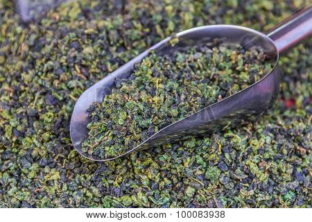 Bulk Tea For Sale At The Market In China