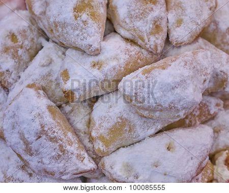skaltsounia greek Christmas gourmet sweet pies