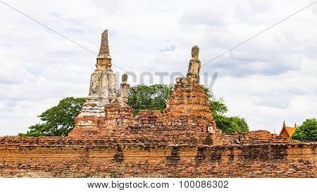 Wat Chaiwatthanaram , Ayutthaya  Thailand