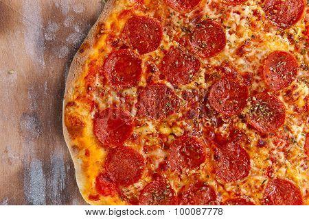 Fresh Baked Pizza