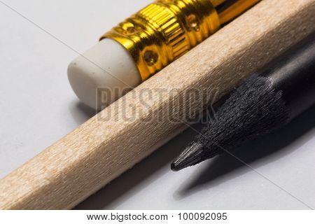 Pencil And Eraser-4