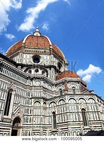 Italy. Florence. Cathedral Santa Maria Del Fiore