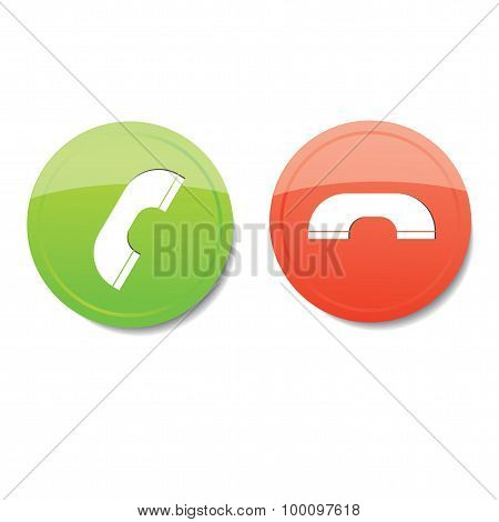 Phone Call Icon,button