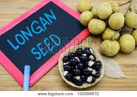 Longan Seed