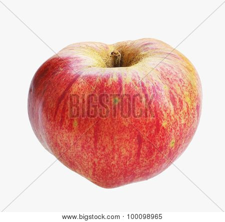 Red Ecological Apple