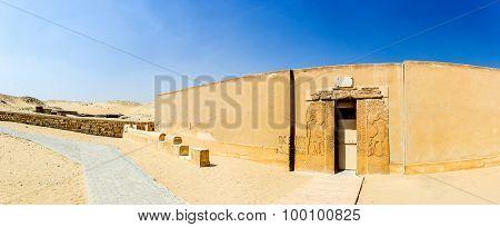Panoramic Mereruka Mastaba