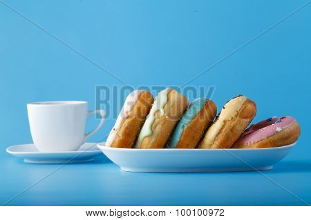Donuts On Dish