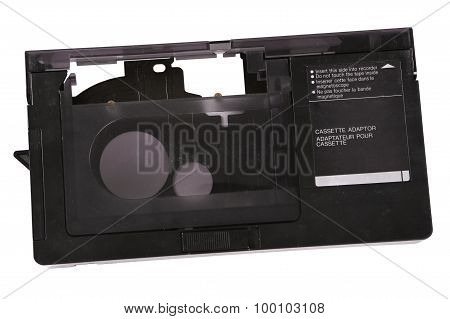 Video Cassette Adaptor And 16 Mm Cassette