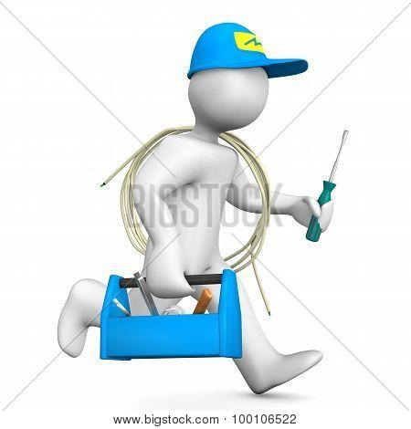 Running Electrician