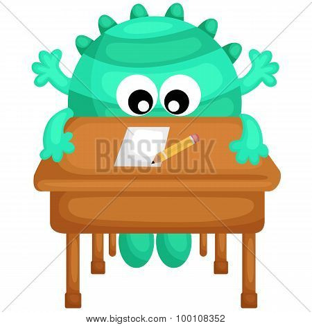 Green Monster Table