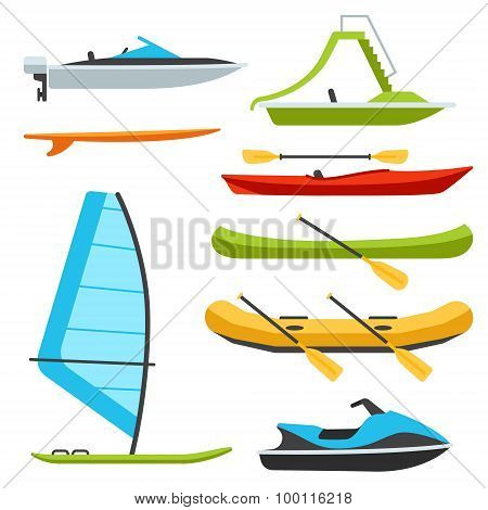 Boat Types