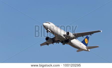 Airbus A320-214 Lufthansa