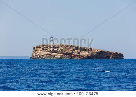 Lighthouse On The Cabrera Island
