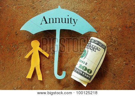 Annuity Umbrella