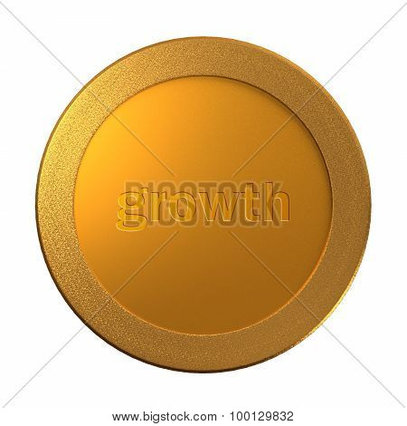 Gold Growth Medal