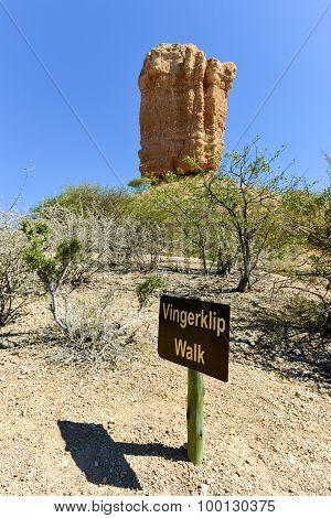 Vingerklip - Namibia