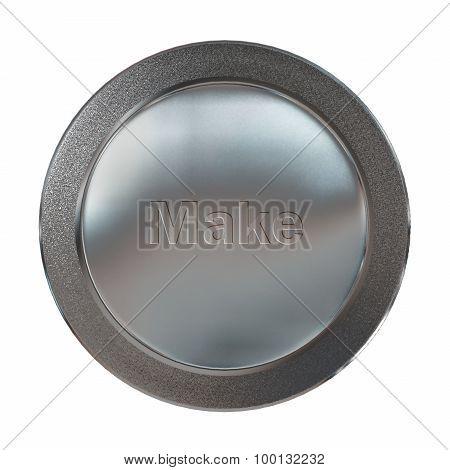 Platinum Make Medal