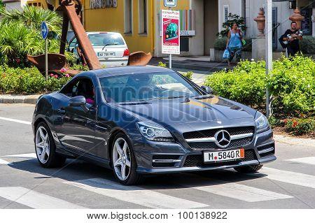 Mercedes-benz R172 Slk-class
