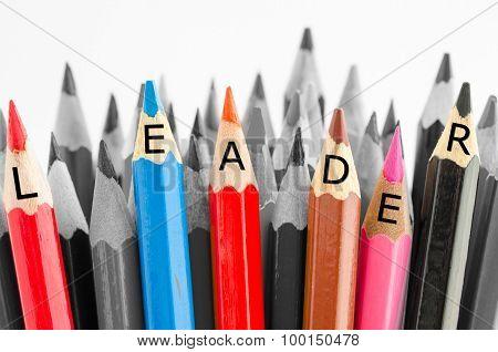 Leader Concept.
