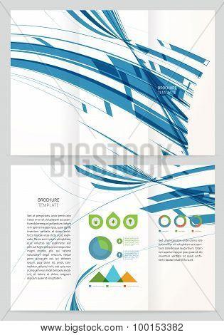 Vector Brochure Template.