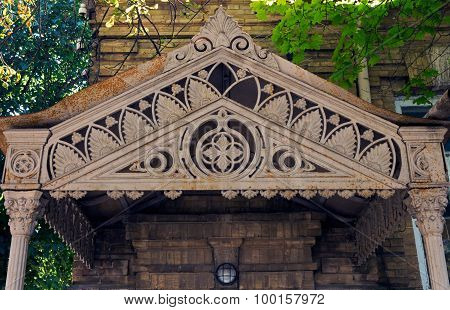 Old Iron Canopy.