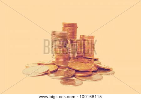 The coins