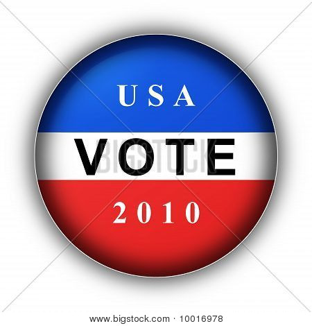 Vote Button 2010