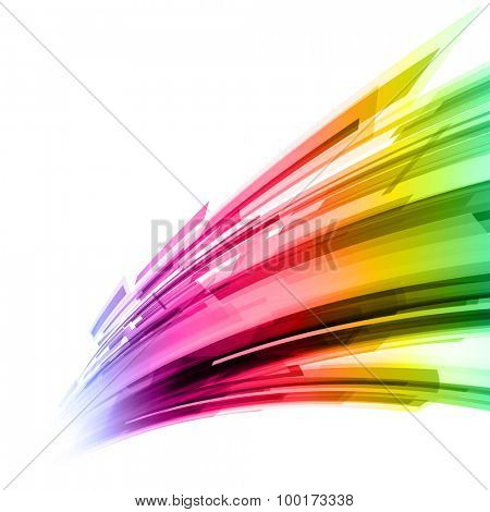Abstract light background easy editable