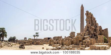 Karnak Panoramic