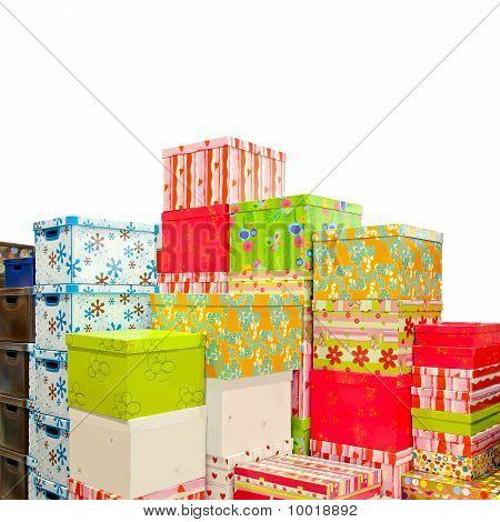Presents Pile