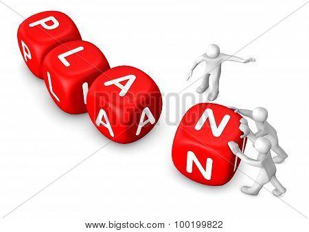Manikin Cubes Plan