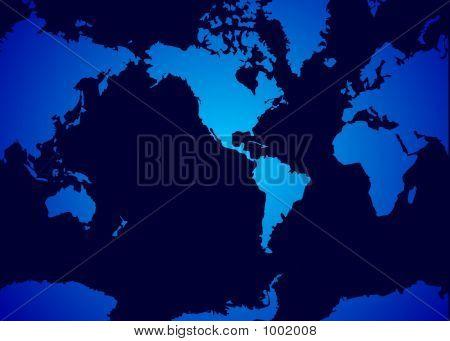 Worldmap_Glow