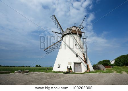 Holland mill in Estonia