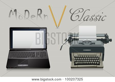Classical and Modern Writing
