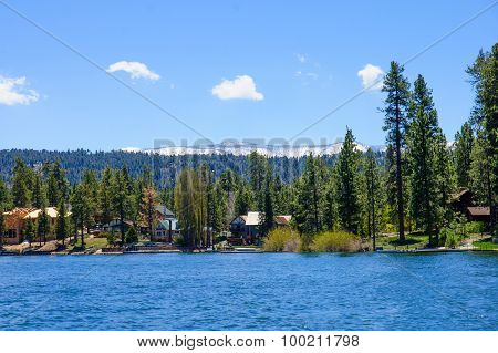 Big Bear Lake Landscape