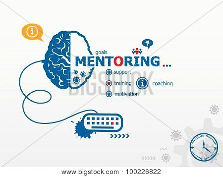 Mentoring Design Illustration Concepts For Business