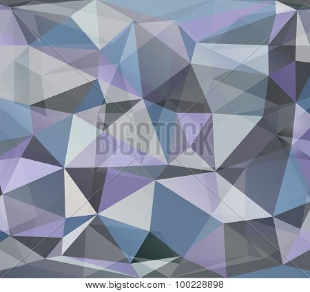 Color Triangular Polygons