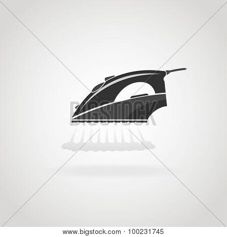 Simple Iron Icon