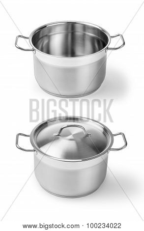 Professional Metal Pot